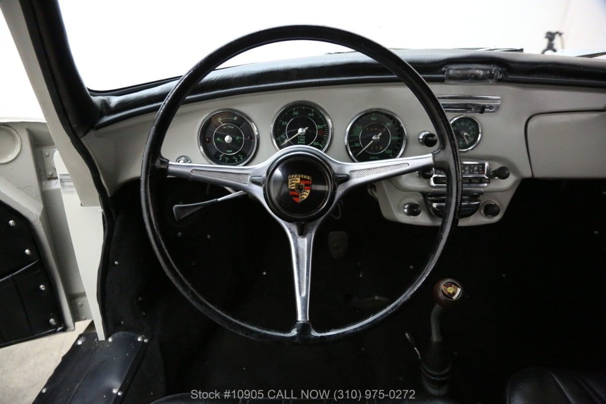 Used 1965 Porsche 356C Coupe | Los Angeles, CA