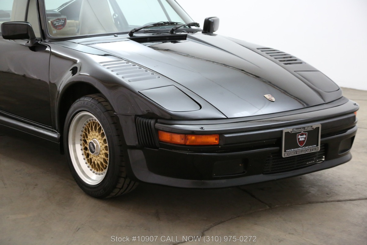 Used 1985 Porsche 930 Sunroof Coupe | Los Angeles, CA