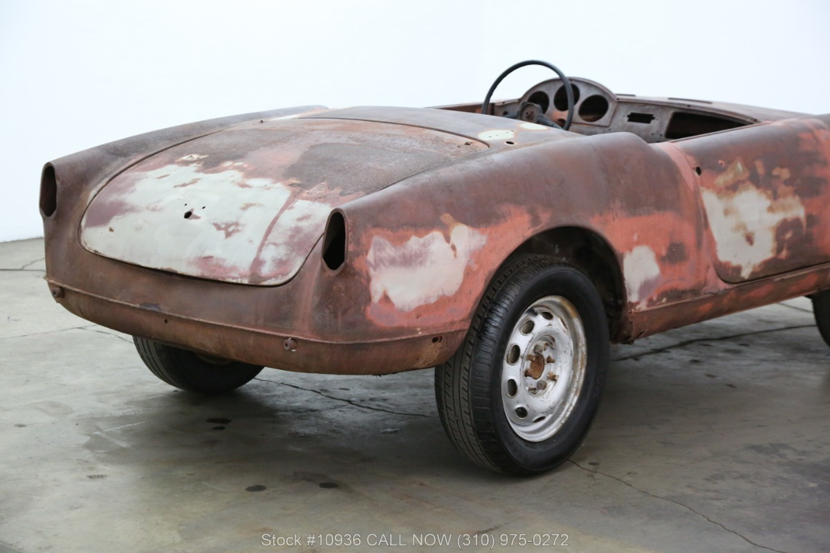 Used 1956 Alfa Romeo Giulietta Spider | Los Angeles, CA