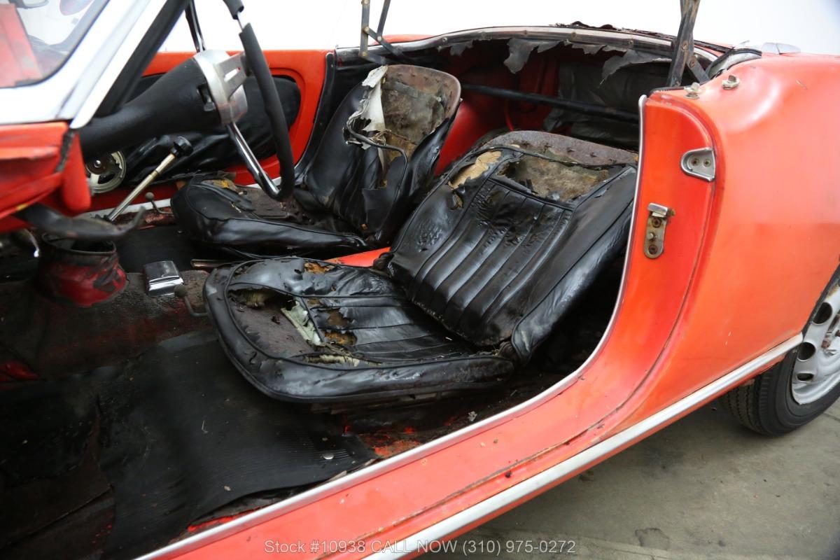 Used 1964 Alfa Romeo Giulia Spider 1600   Los Angeles, CA