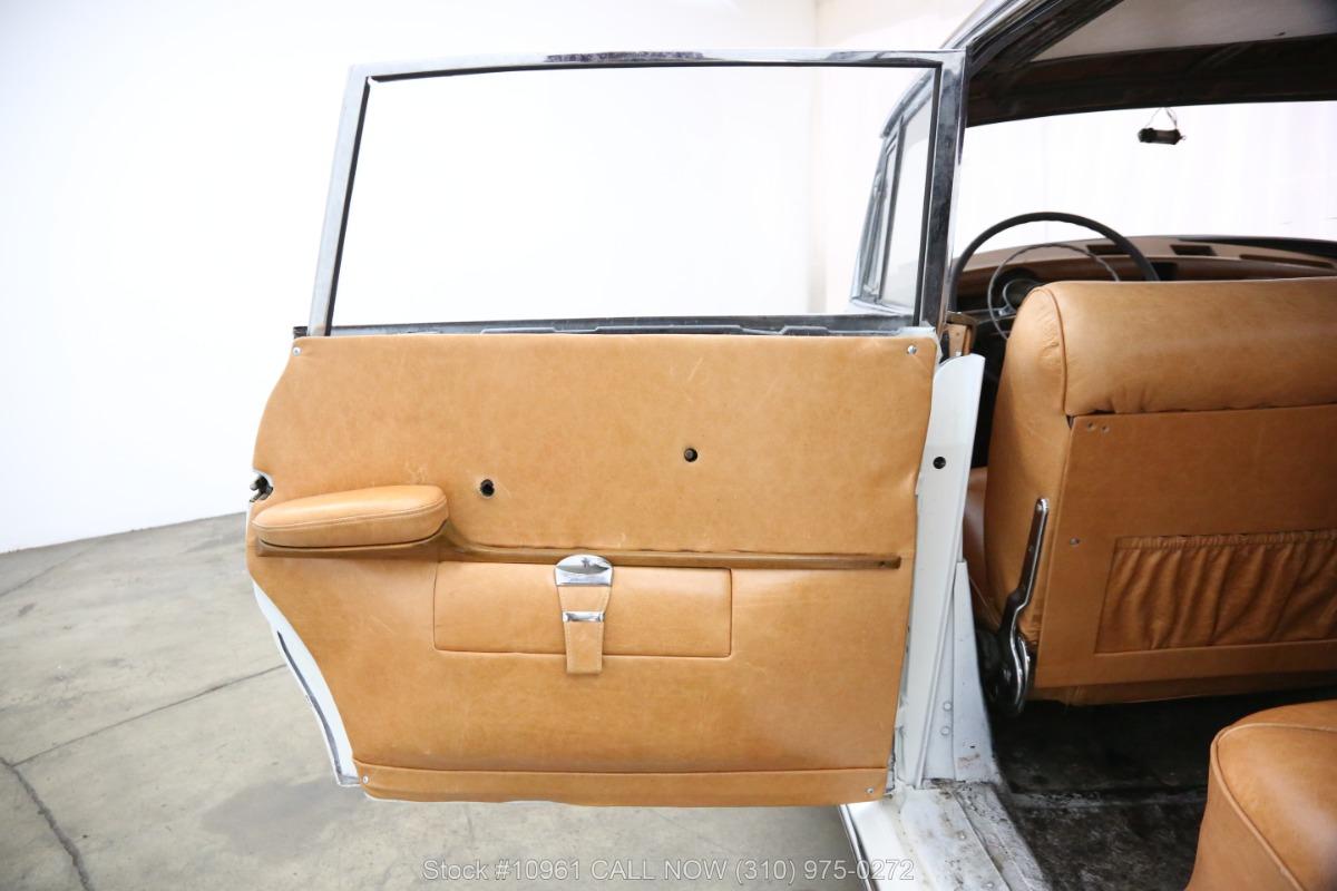 Used 1959 Mercedes-Benz 300D Adenaur | Los Angeles, CA