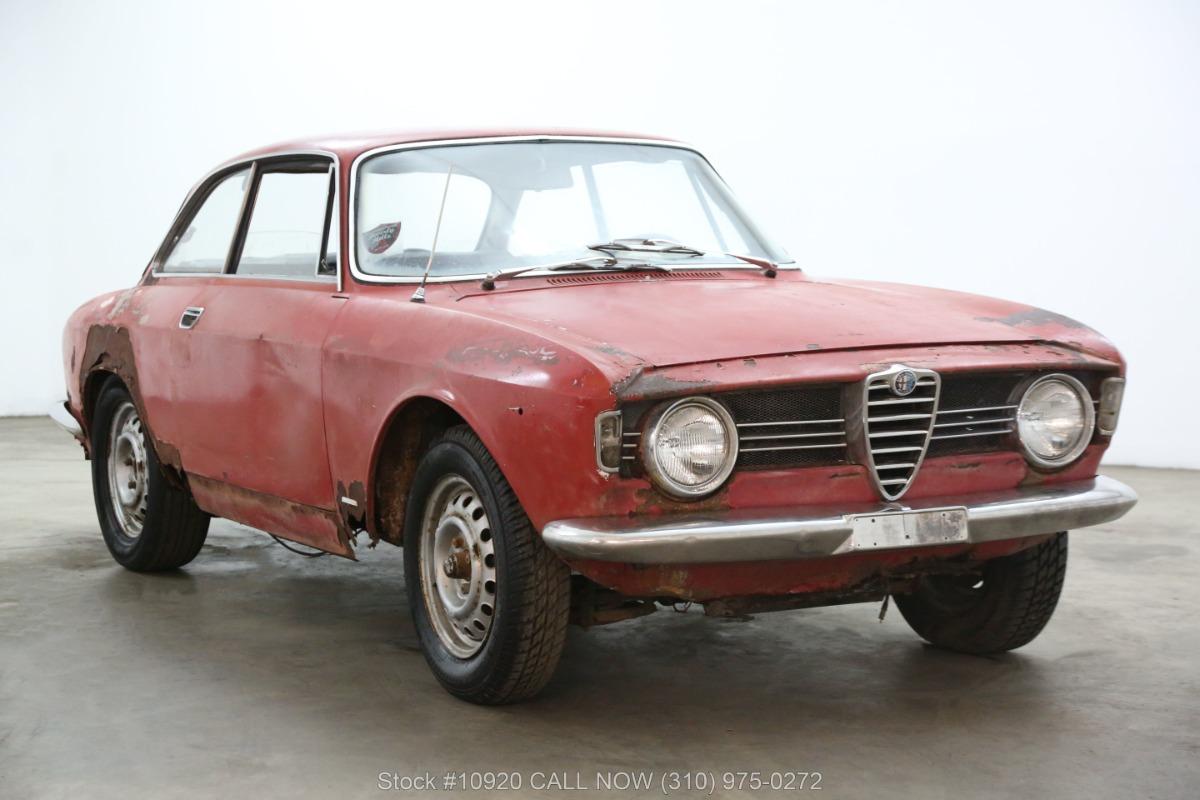 1966 Alfa Romeo GT Veloce