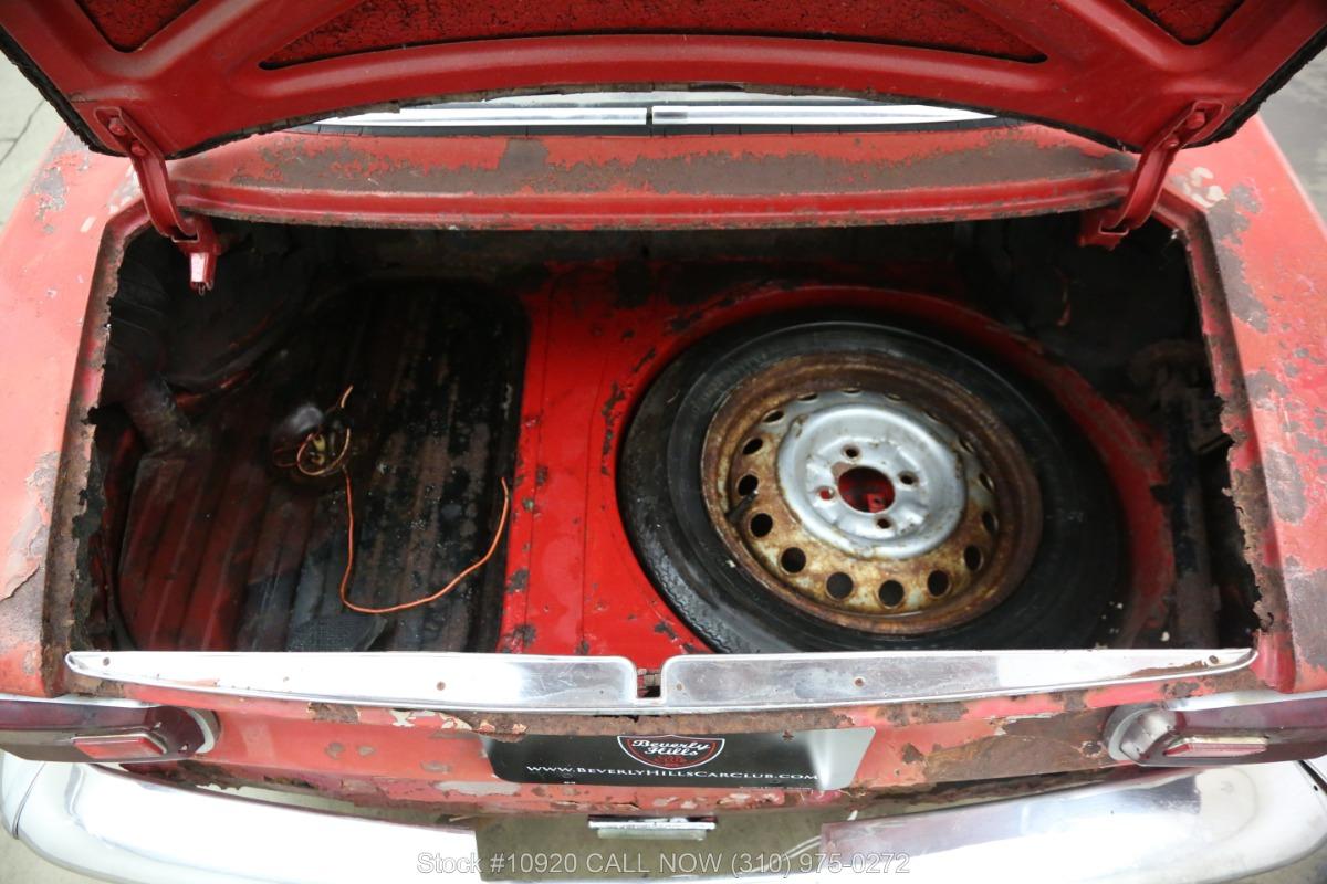 Used 1966 Alfa Romeo GT Veloce  | Los Angeles, CA