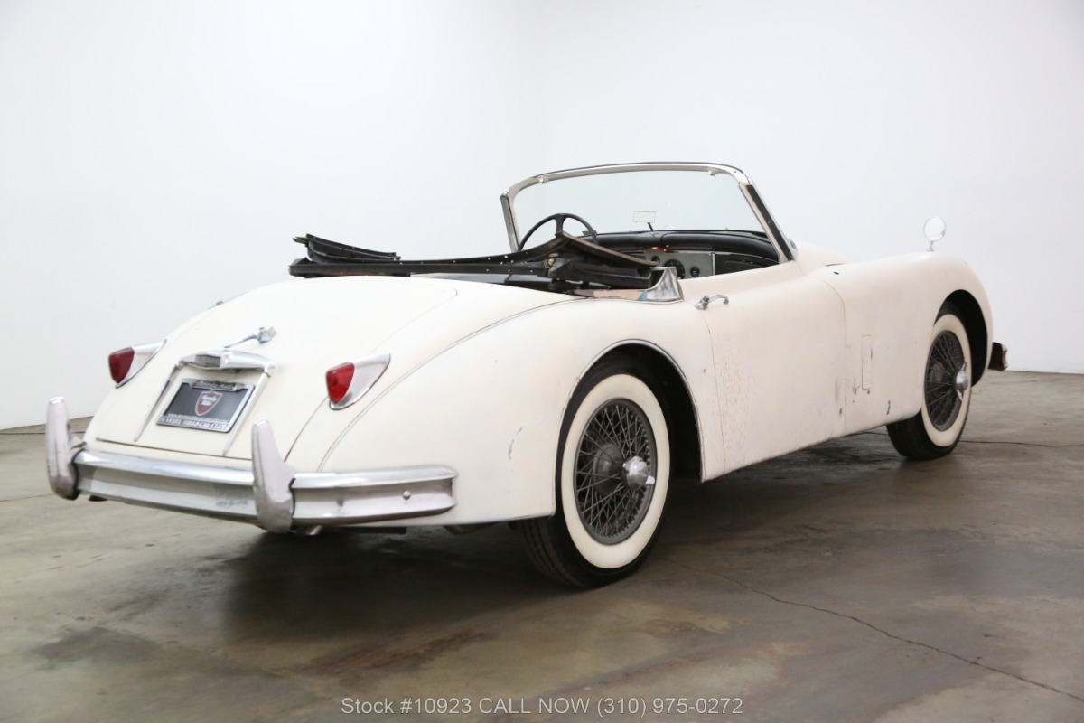 Used 1958 Jaguar XK150 Drophead Coupe | Los Angeles, CA