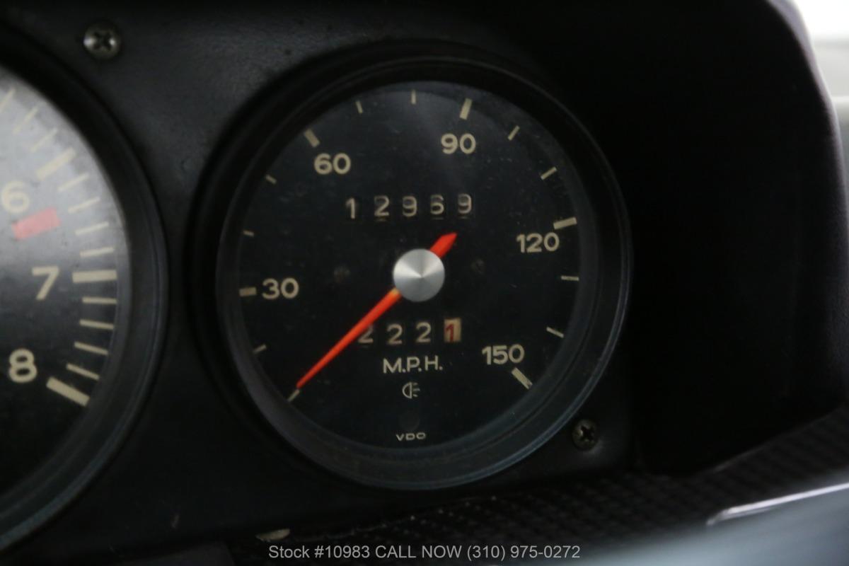 Used 1970 Porsche 914-6    Los Angeles, CA