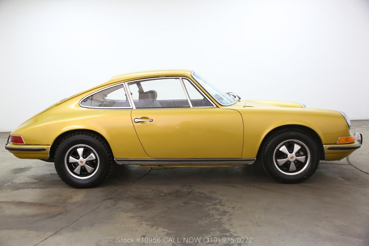 Used 1971 Porsche 911E Coupe Sportomatic   Los Angeles, CA