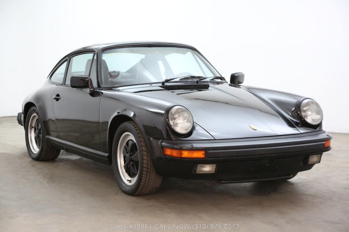 1985 Porsche Carrera Coupe