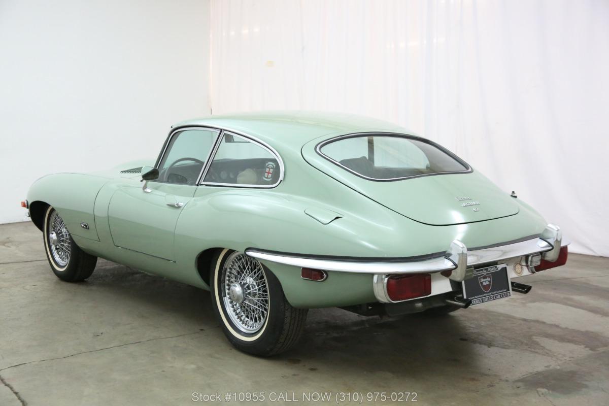 Used 1971 Jaguar XKE Fixed Head Coupe | Los Angeles, CA