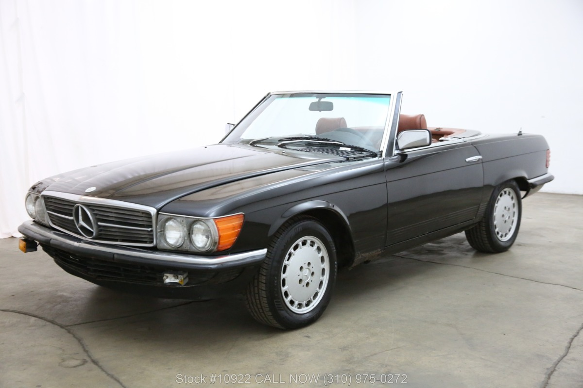 Used 1981 Mercedes-Benz 280SL 4 Speed Manual  | Los Angeles, CA