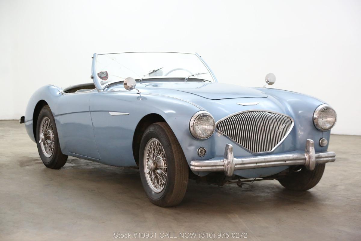 1956 Austin-Healey 100-4 BN2 Convertible