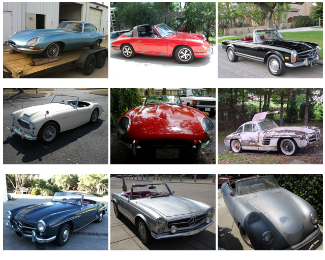 Collector Cars For Sale >> Buy Sell Classic Automobiles Beverly Hills Car Club