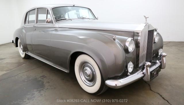 1958 Rolls-Royce Silver Cloud I LHD