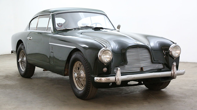 1957 Aston Martin DB2 4 On Yahoo News