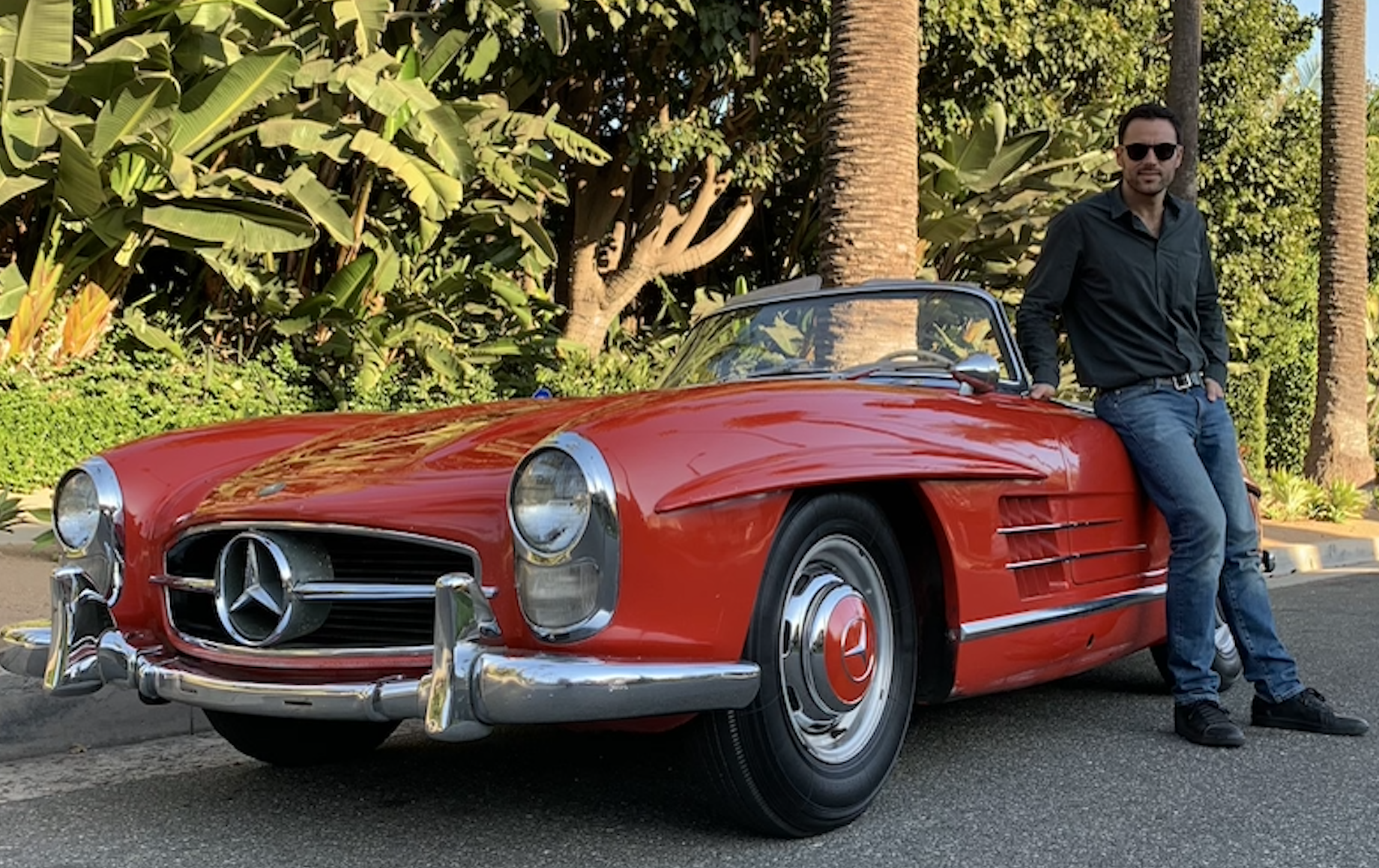 300SL Roadster for sale