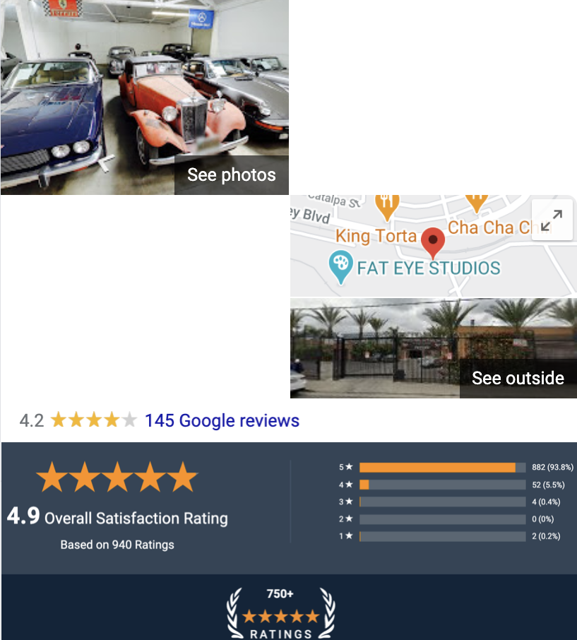 Beverly Hills Car Club Reviews