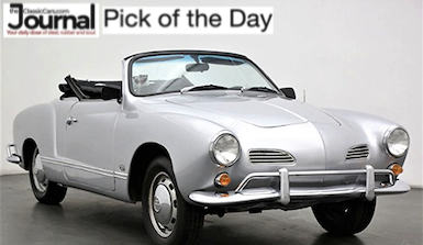 classic cars pick of the week