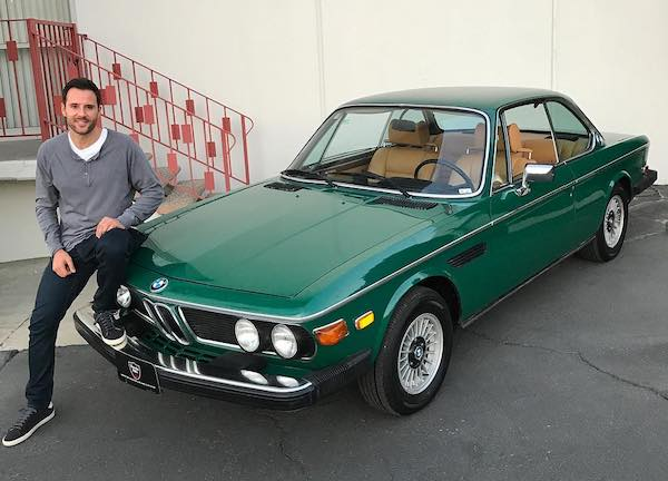 Selling Your BMW E9?