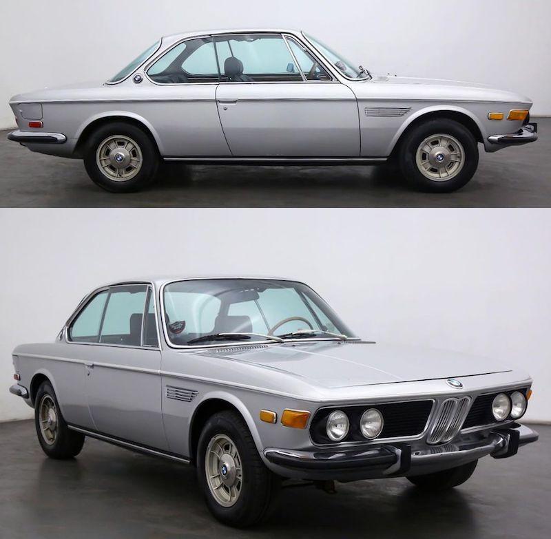BMW E9 2800 3.0 CS CSi CSL
