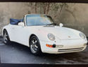 1995 Porsche 993 Cabriolet