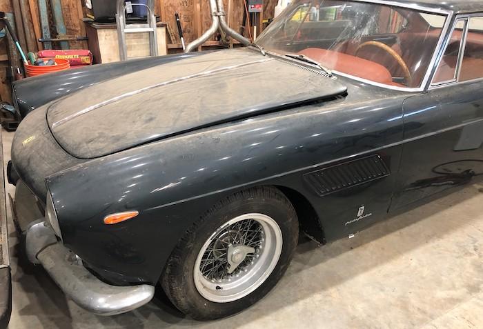 Car Tales: A 1963 Ferrari 250GTE 2+2 Coupe
