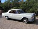 1965 Mercedes-Benz 220SEB Cabriolet