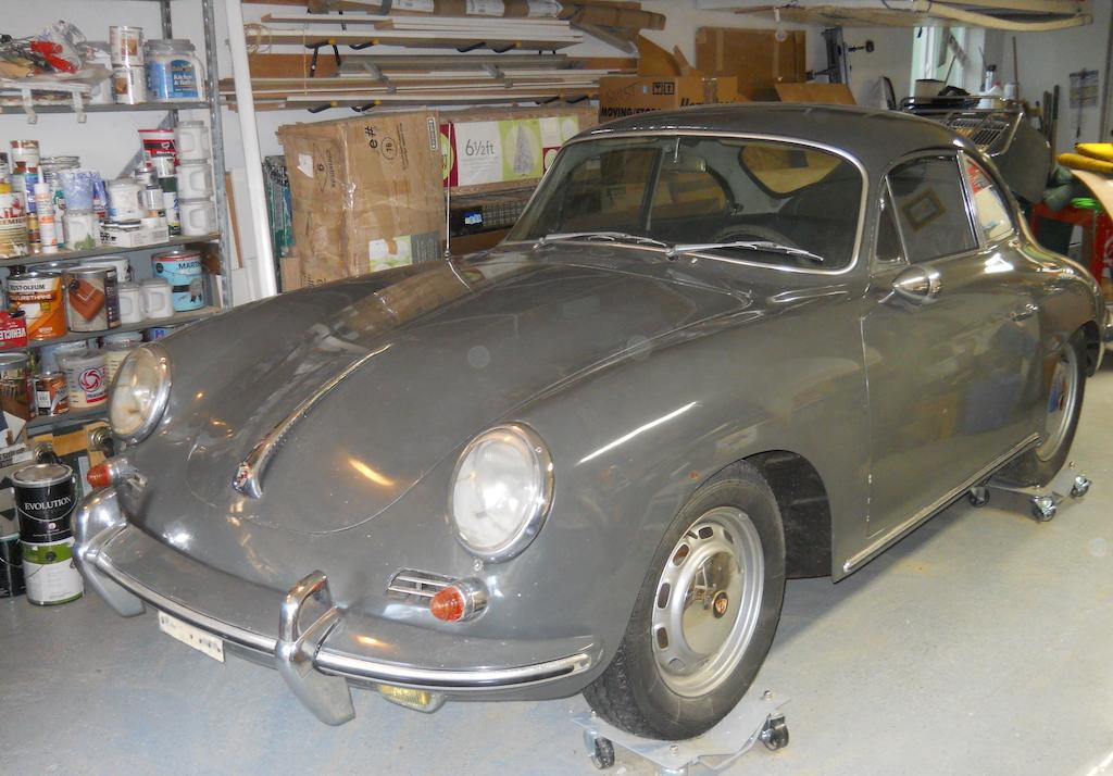 Car Tales: A Porsche356SC Coupe Called KNULP