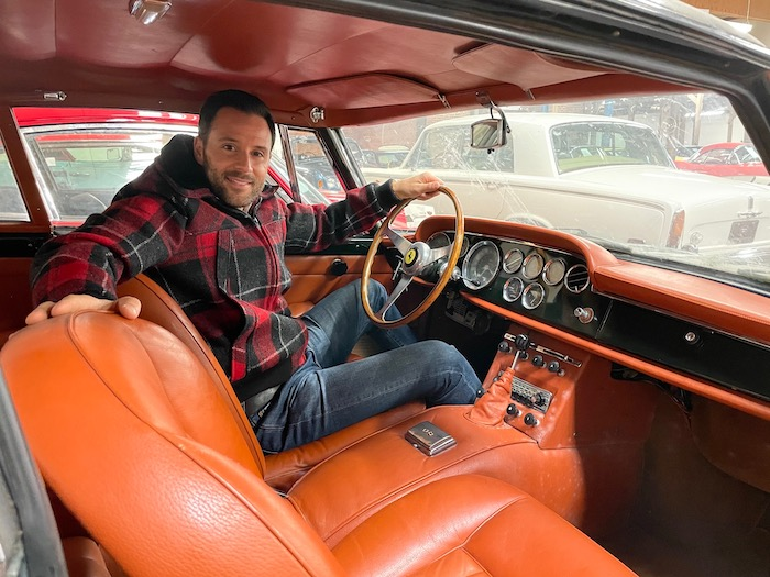 Alex Manos Classic Car Buyer