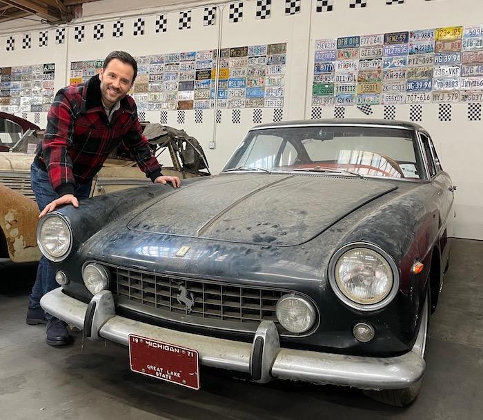 1963 Ferrari 250GTE collector