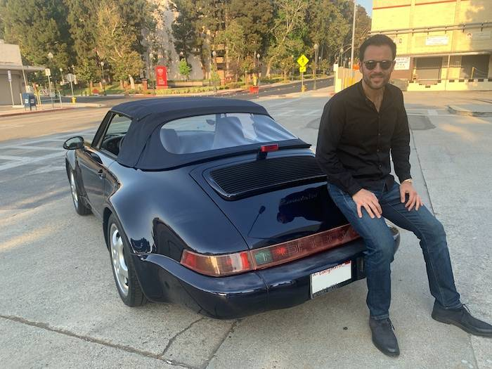 Car Tales: The Air-Cooled Porsche 911 America Roadster