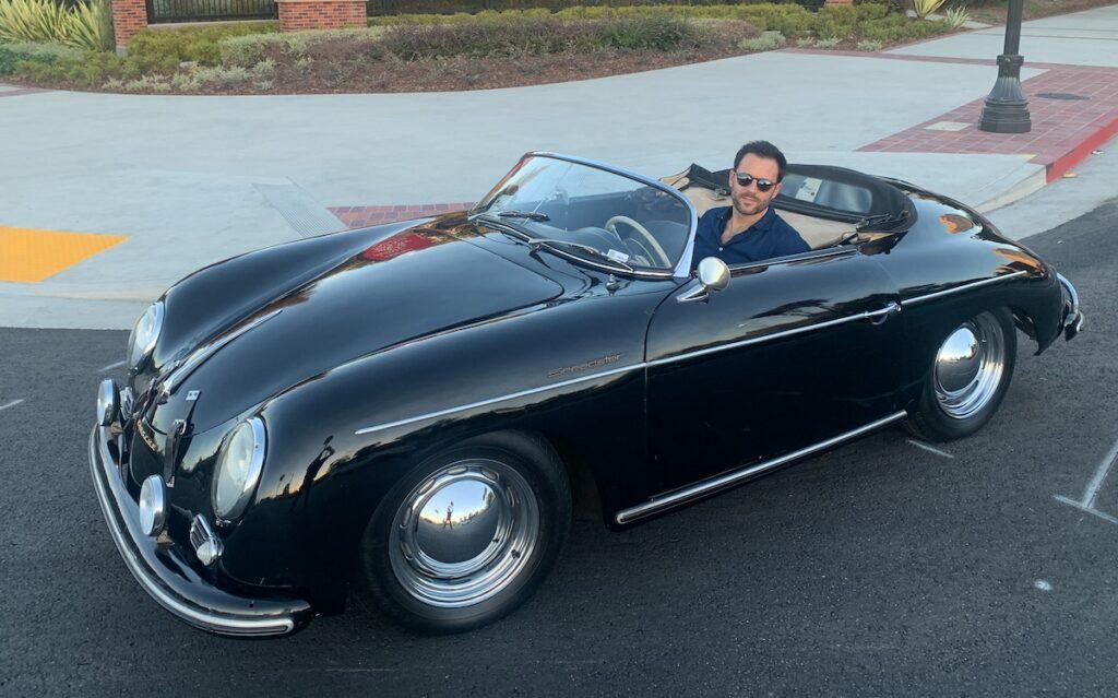 Alex Manos 356A Speedster Buyer