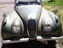 1954 Jaguar XK120 Drophead Coupe