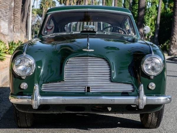 1957 Aston Martin DB2 front