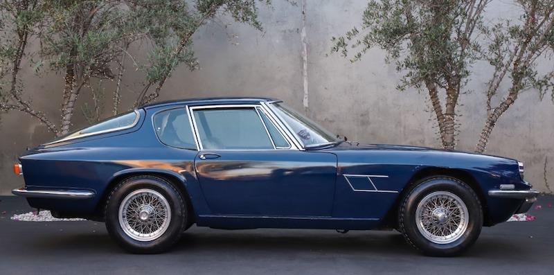 1967 Maserati Mistral 4.0-Liter side