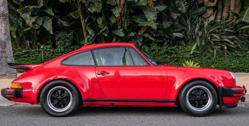 1975 Porsche 930 Turbo buyer
