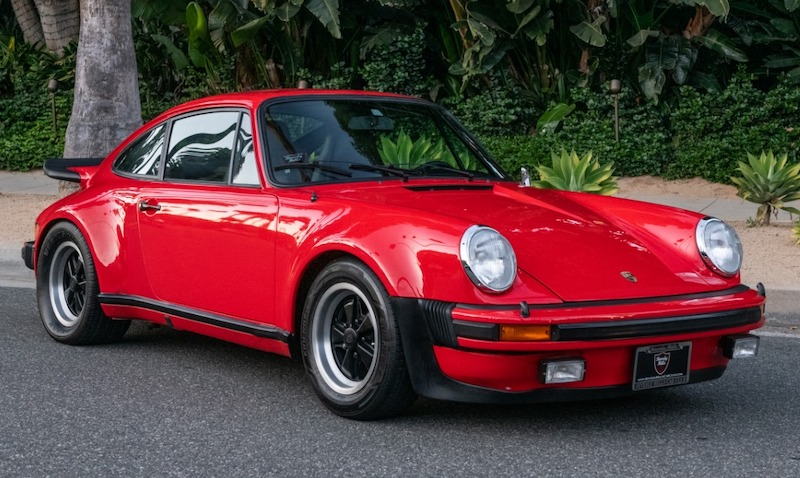 1975 Porsche 930 Turbo for Sale
