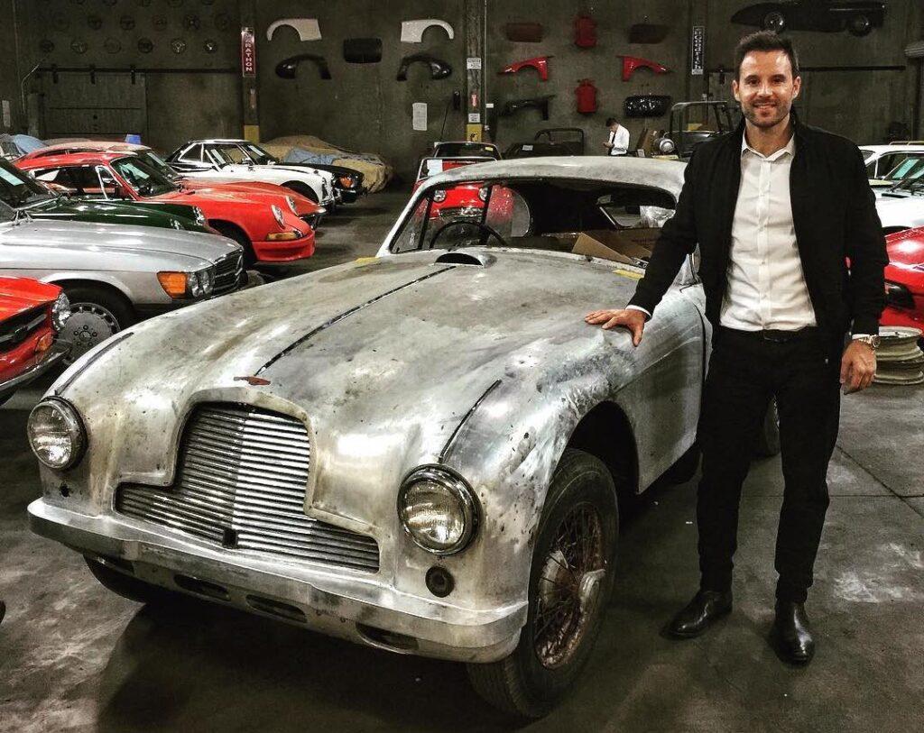 Classic Aston Martin Buyer Alex Manos