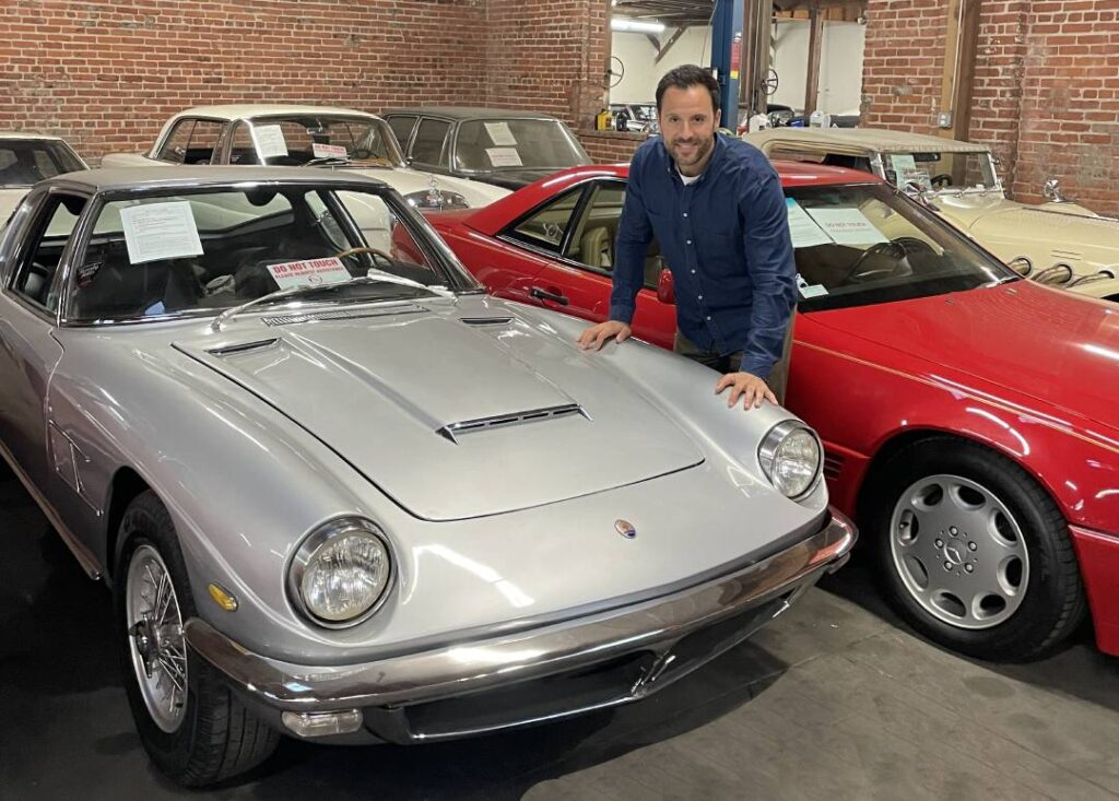 Maserati Mistral Buyer Alex Manos (1)