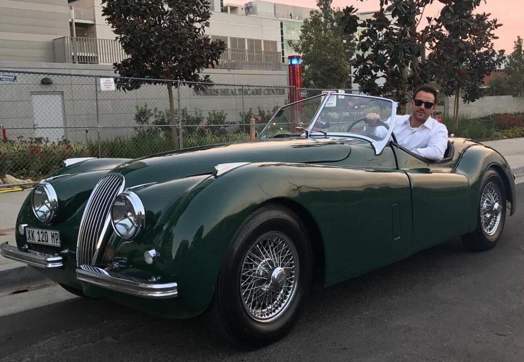 alex manos jaguar xk120 buyer