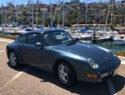 1995 Porsche 993 Coupe