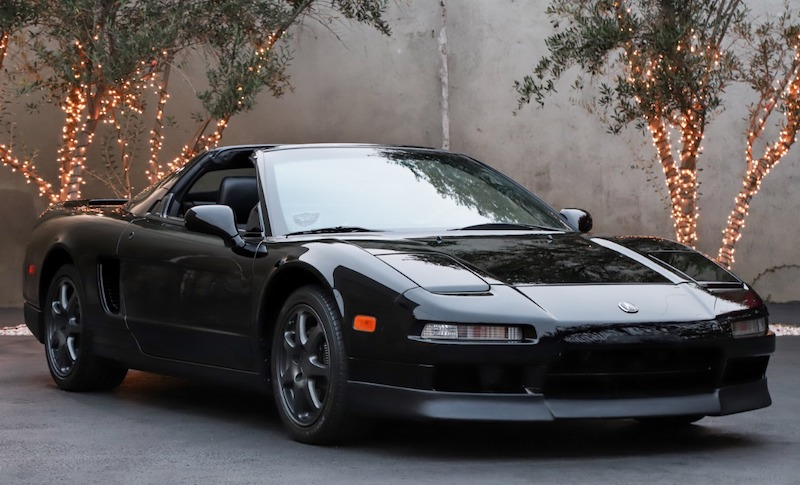 1996 Acura NSX-T for sale