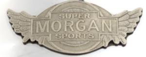 morgan super sport emblem